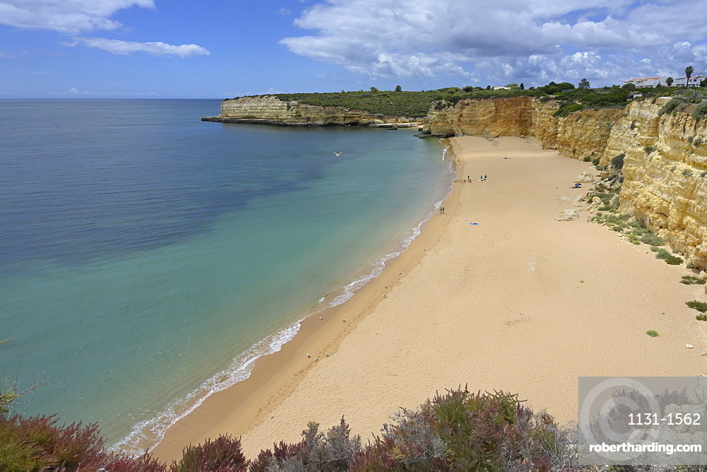 Praia Nova beach, Porches, Lagoa Municipality, Algarve, Portugal, Europe