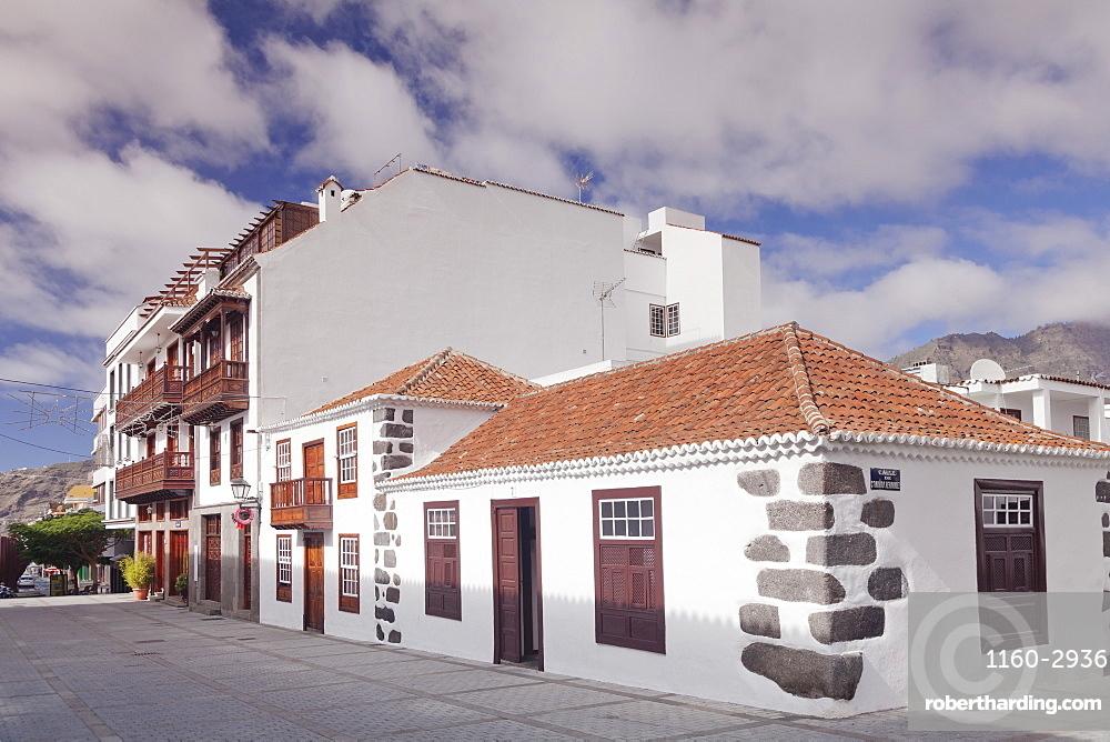 Old town of  Los Llanos de Adriane, La Palma, Canary Islands, Spain, Europe