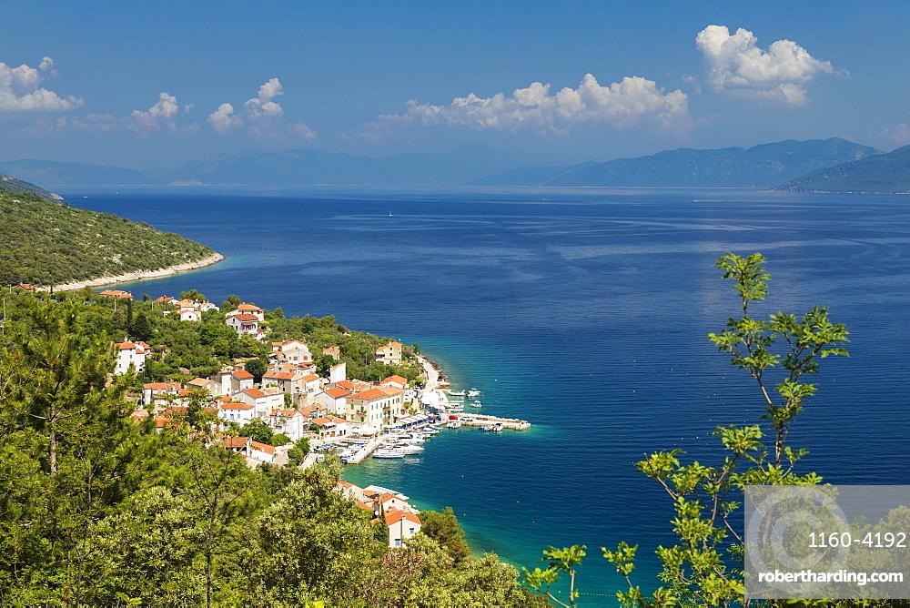 Valun, Cres Island, Kvarner Gulf, Croatia, Europe