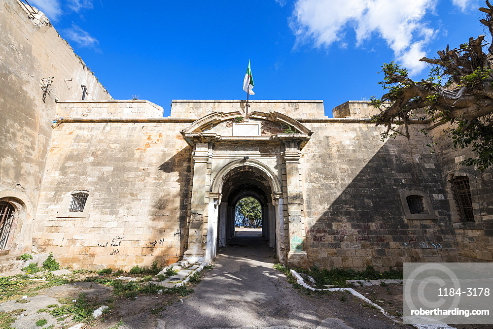 Bey's Palace, Oran, Algeria, North Africa, Africa
