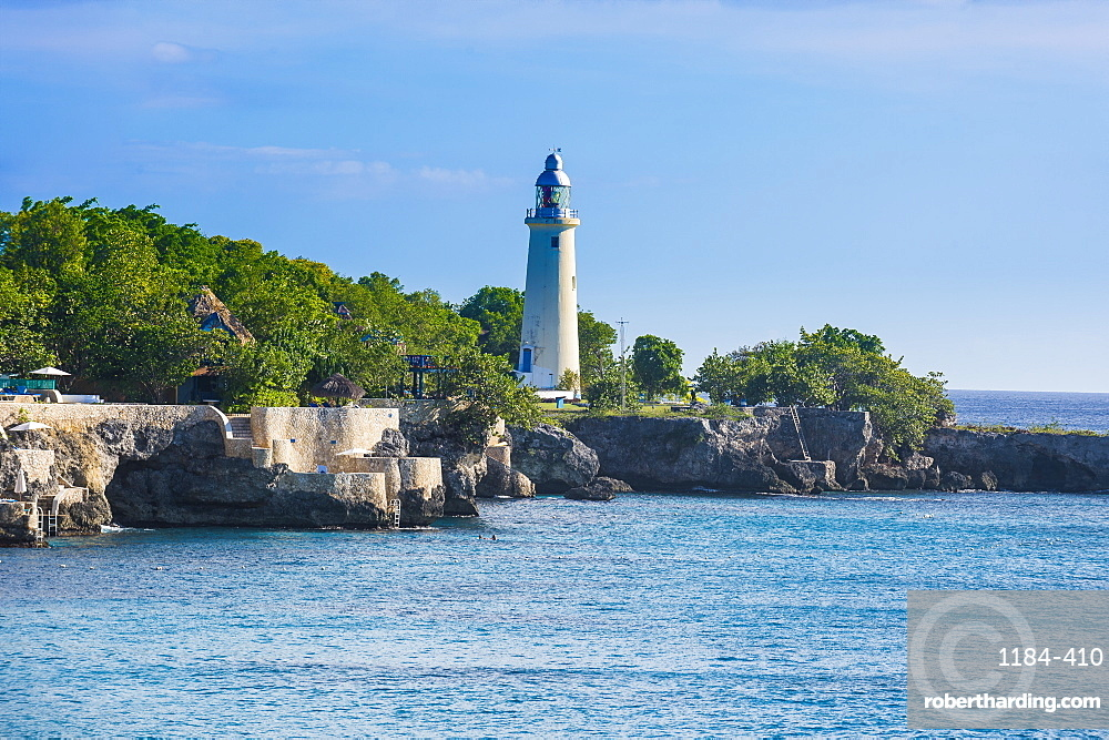 Lighthouse of Negril, Negril, Jamaica, West Indies, Caribbean, Central America