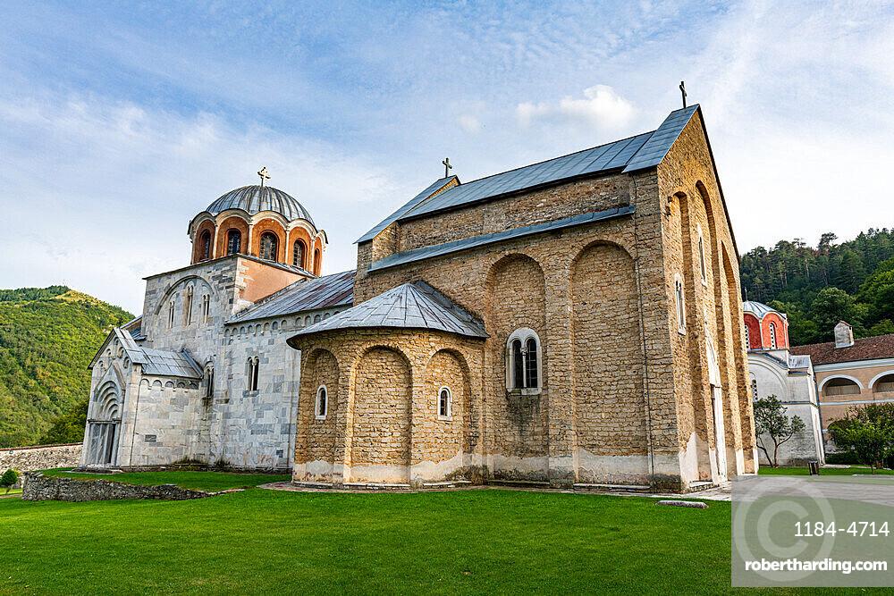 Studenica Monastery, UNESCO World Heritage Site, Novi Pazar, Serbia, Europe