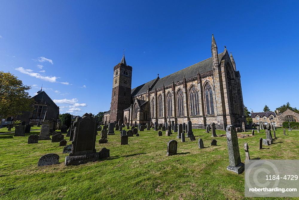 Dunblane Cathedral, Dunblane, Scotland, United Kingdom, Europe