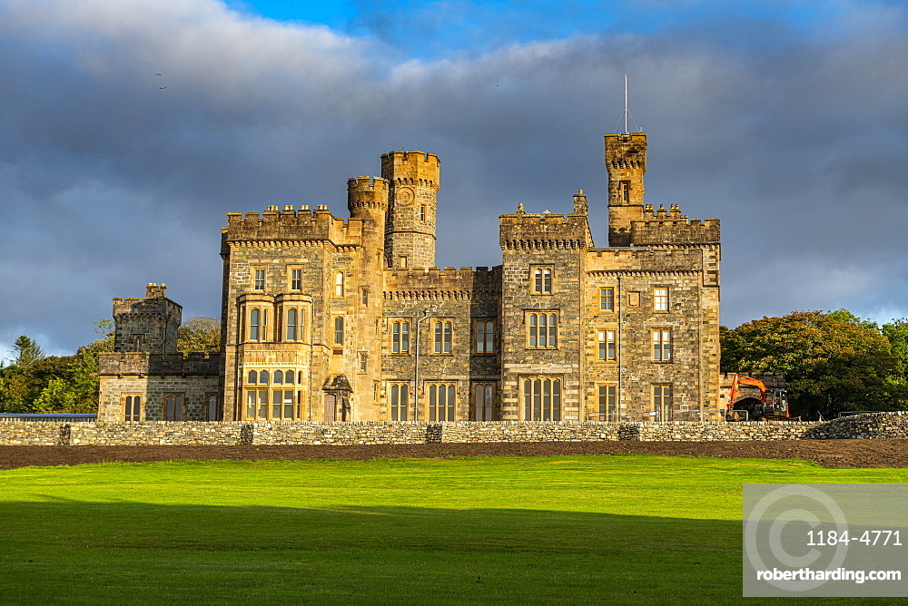 Lews Castle, Stornoway, Isle of Lewis, Outer Hebrides, Scotland, United Kingdom, Europe