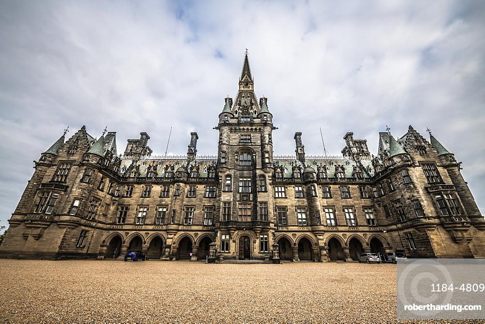 Fettes College, Edinburgh, Lothian, Scotland, United Kingdom, Europe