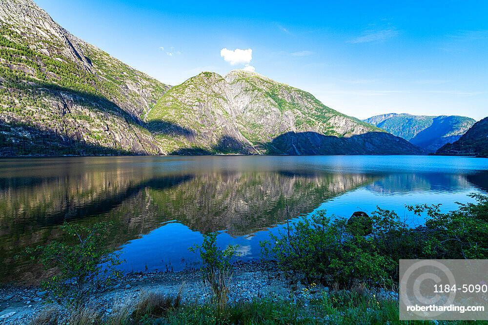 Eidfjord, Vestland, Norway