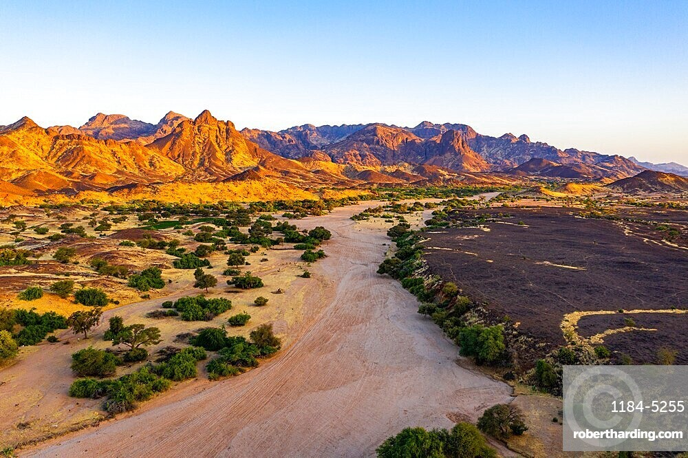 Unesco world heritage site, Air mountains, Niger