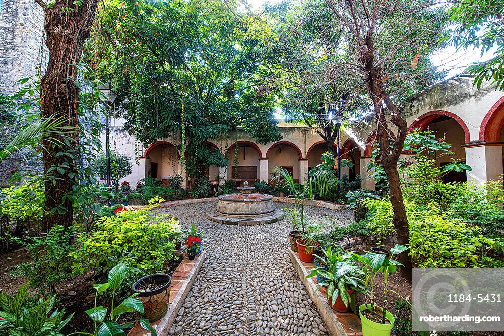 Santiago de Jalpan, Unesco site Franciscan Missions in the Sierra Gorda of Queretaro, Mexico