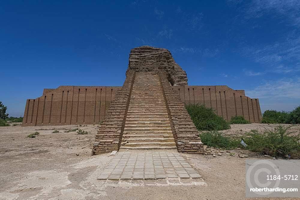 Ziggurat of Dur-Kurigalzu , Iraq
