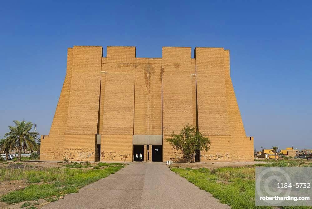 Panorama tower, Cetisphon, Iraq