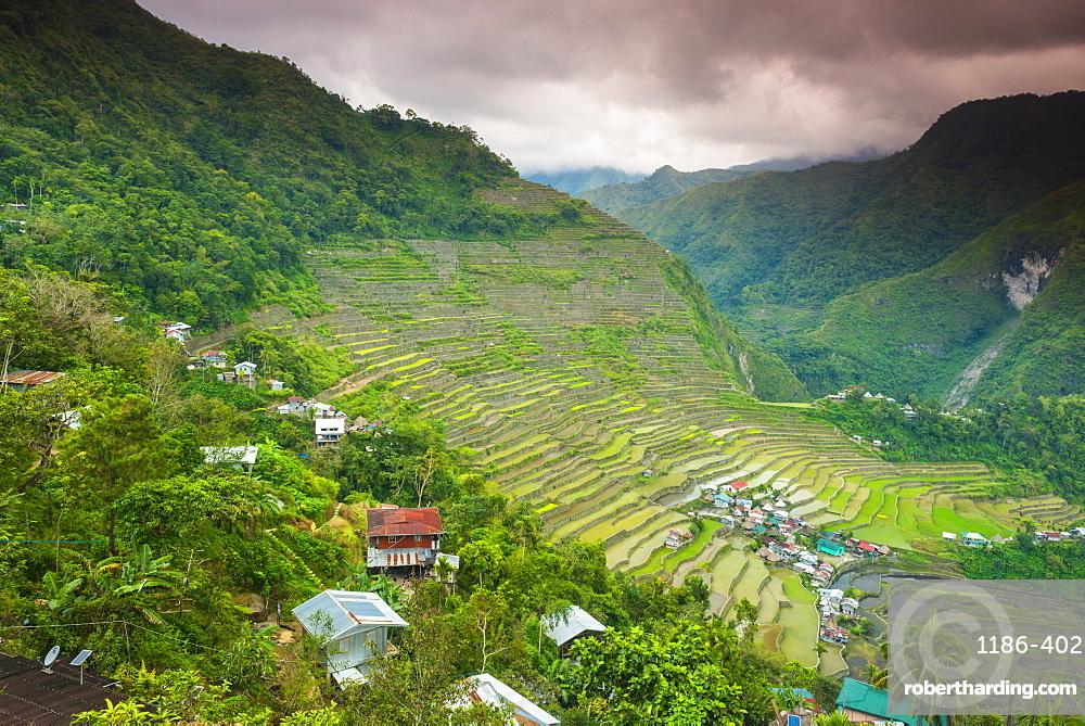 Batad, UNESCO World Heritage Site, Luzon, Philippines, Southeast Asia, Asia