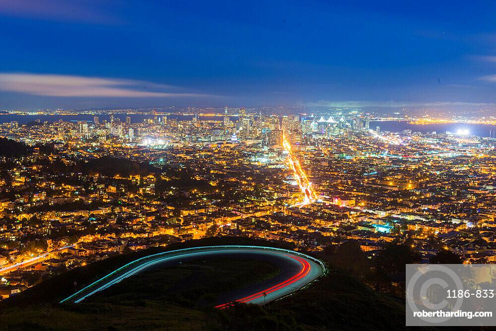 Corona Heights, San Francisco, California, United States of America