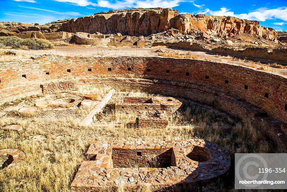 Pecos National Historical Park, New Mexico, United States of America, North America