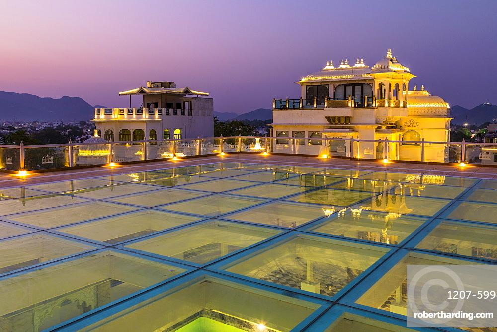 Udai Kothi Hotel in Udaipur, Rajasthan, India, Asia