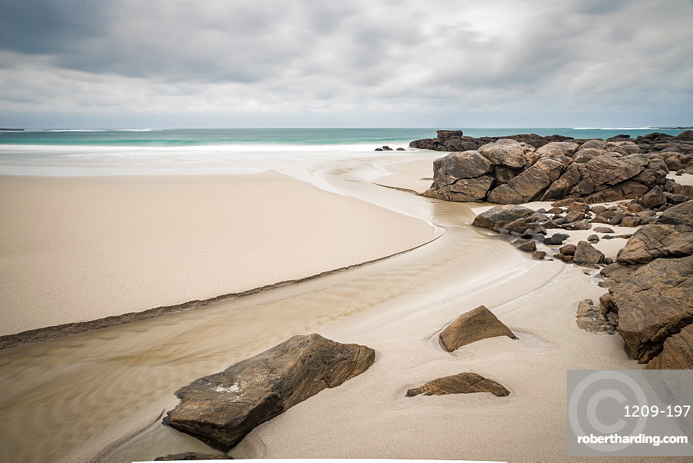 Traigh Tuath (Craigston Beach), Barra, Outer Hebrides, Scotland, United Kingdom, Europe