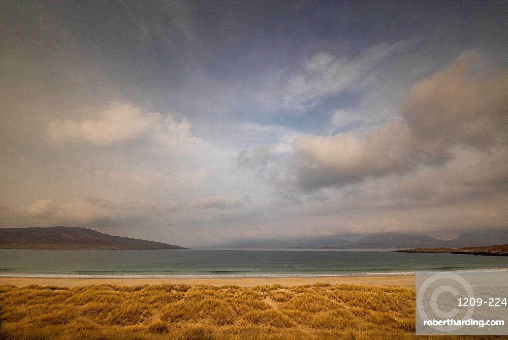 Luskentyre Beach, West Harris, Outer Hebrides, Scotland, United Kingdom, Europe