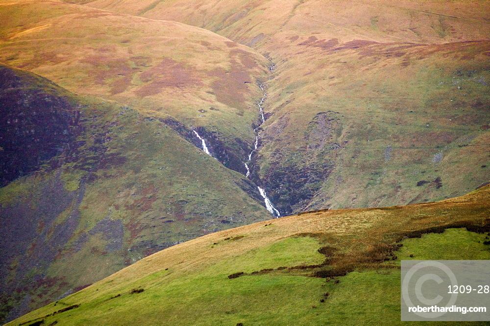 Cautley Spout, Yorkshire Dales National Park, Yorkshire, England, United Kingdom, Europe