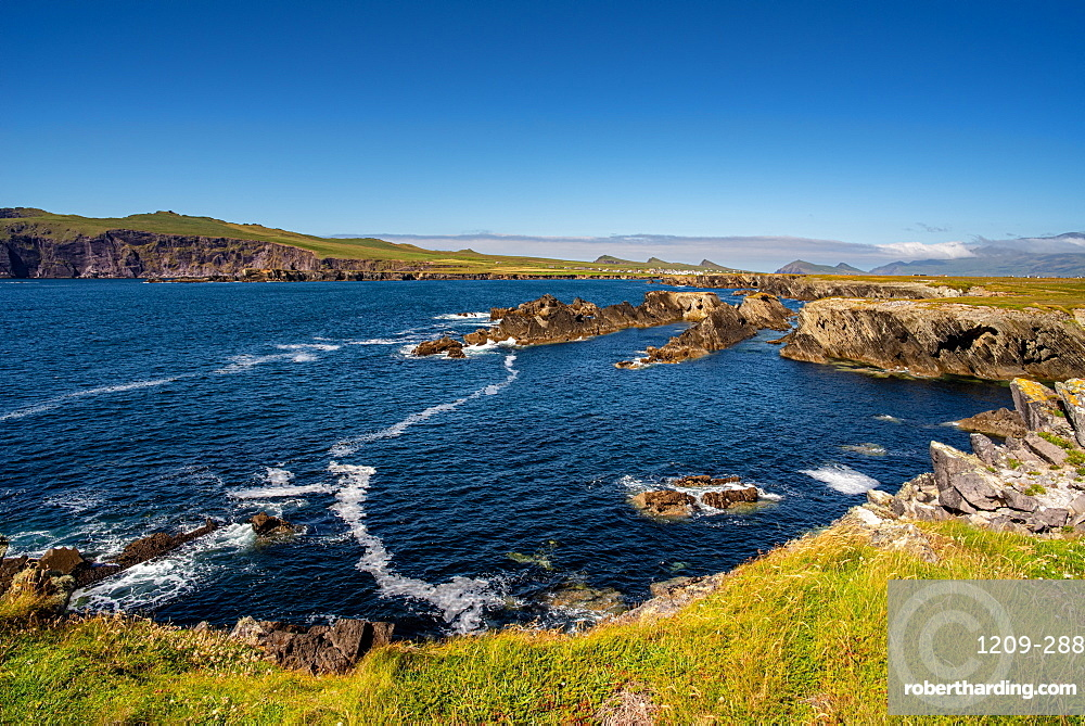 Dingle Peninsula, County Kerry, Munster, Republic of Ireland, Europe