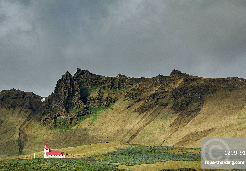 Church, Vik, Iceland, Polar Regions