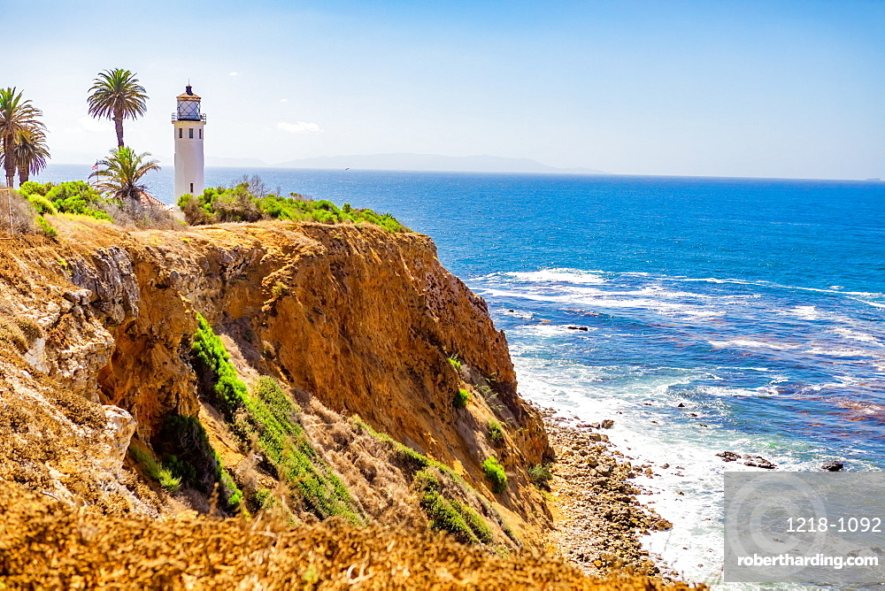 View of Point Vicente Lighthouse