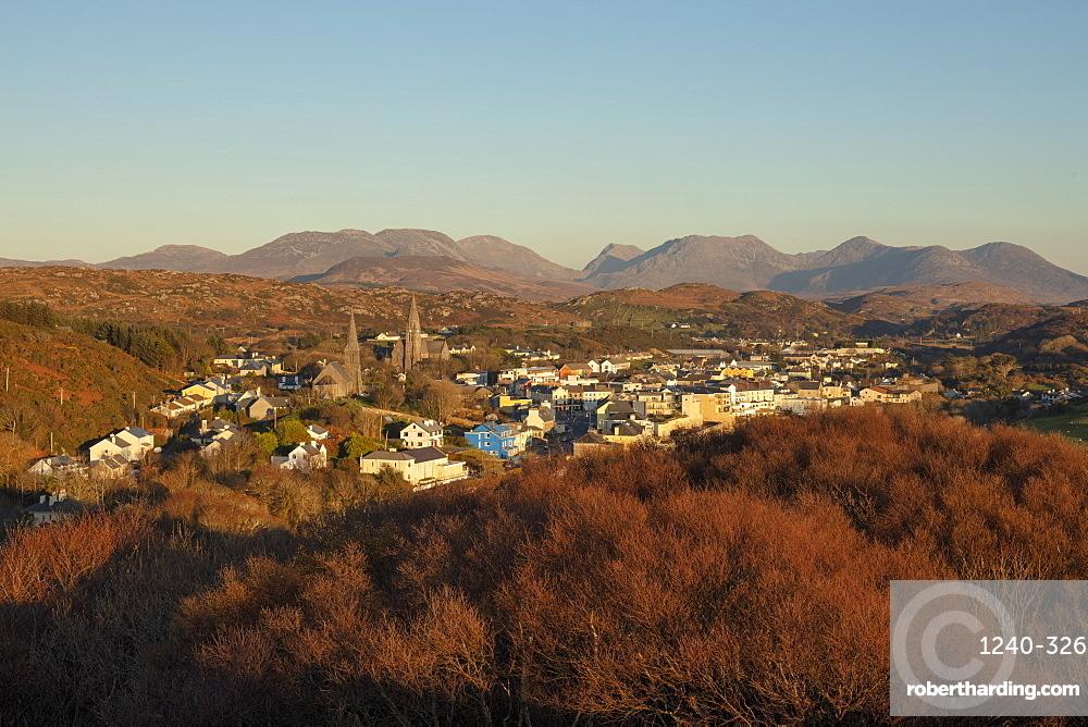 Clifden, Connemara, County Galway, Connacht, Republic of Ireland, Europe