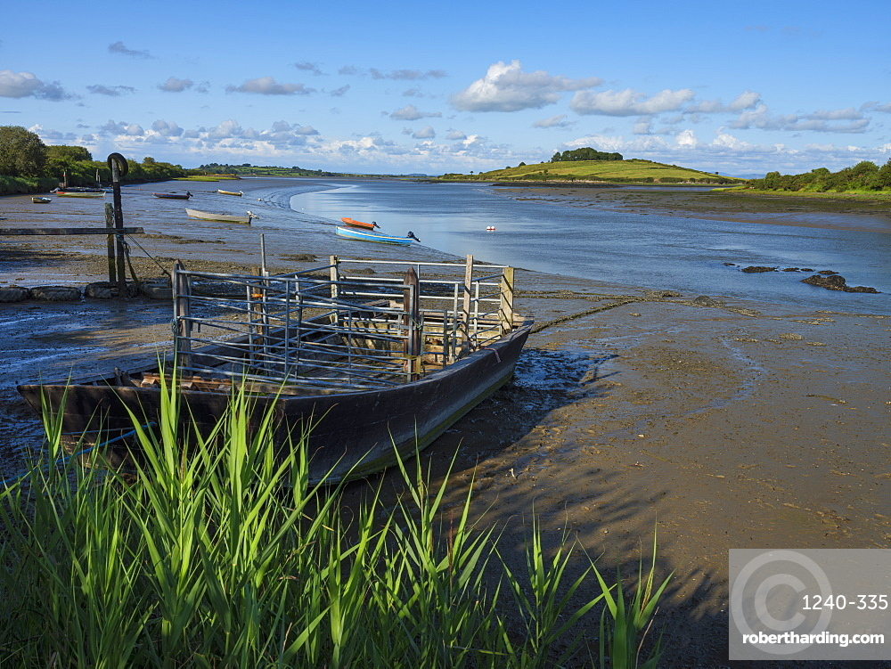Fergus Estuary, County Clare, Ireland