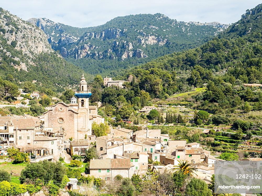 Valdemossa, Mallorca, Spain, Balearic Islands, Spain, Mediterranean, Europe