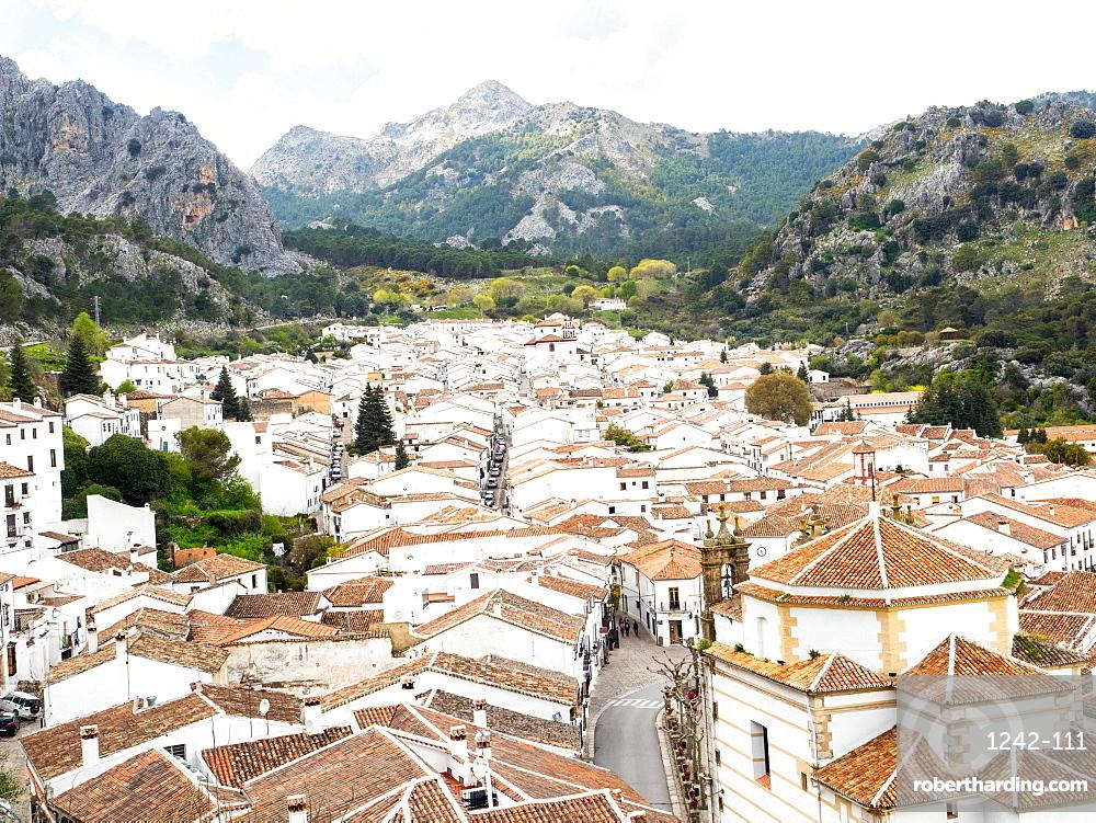 Grazalema, Andalucia, Spain, Europe