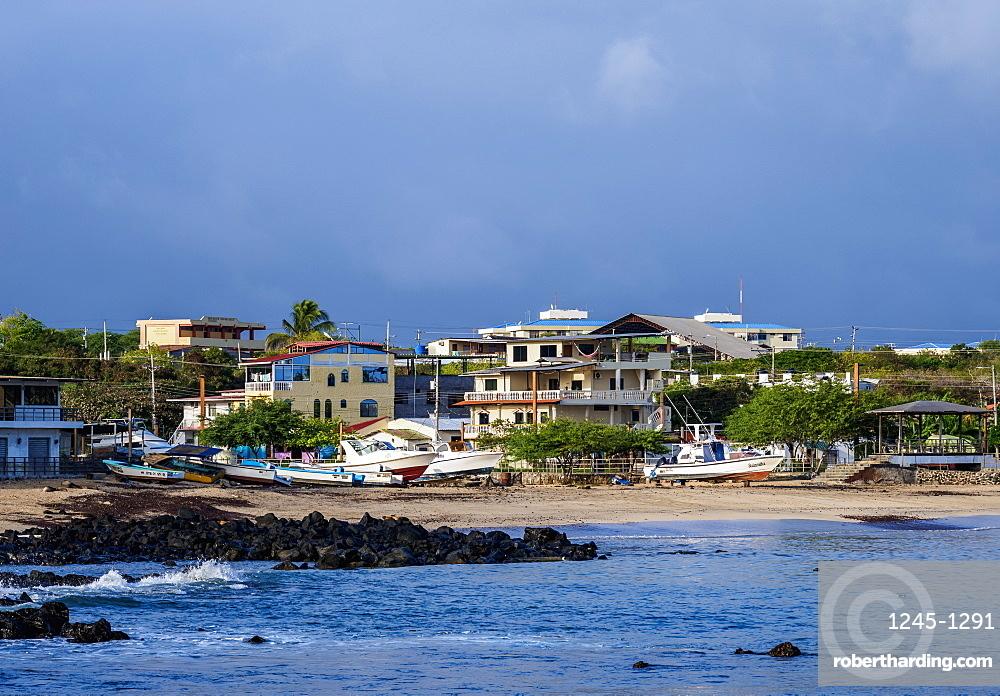 Puerto Baquerizo Moreno, San Cristobal (Chatham) Island, Galapagos, UNESCO World Heritage Site, Ecuador, South America