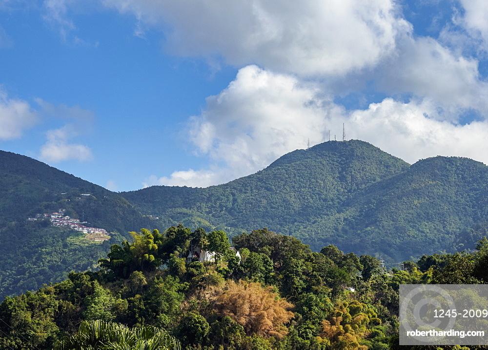 Irish Town, Blue Mountains, Saint Andrew Parish, Jamaica, West Indies, Caribbean, Central America