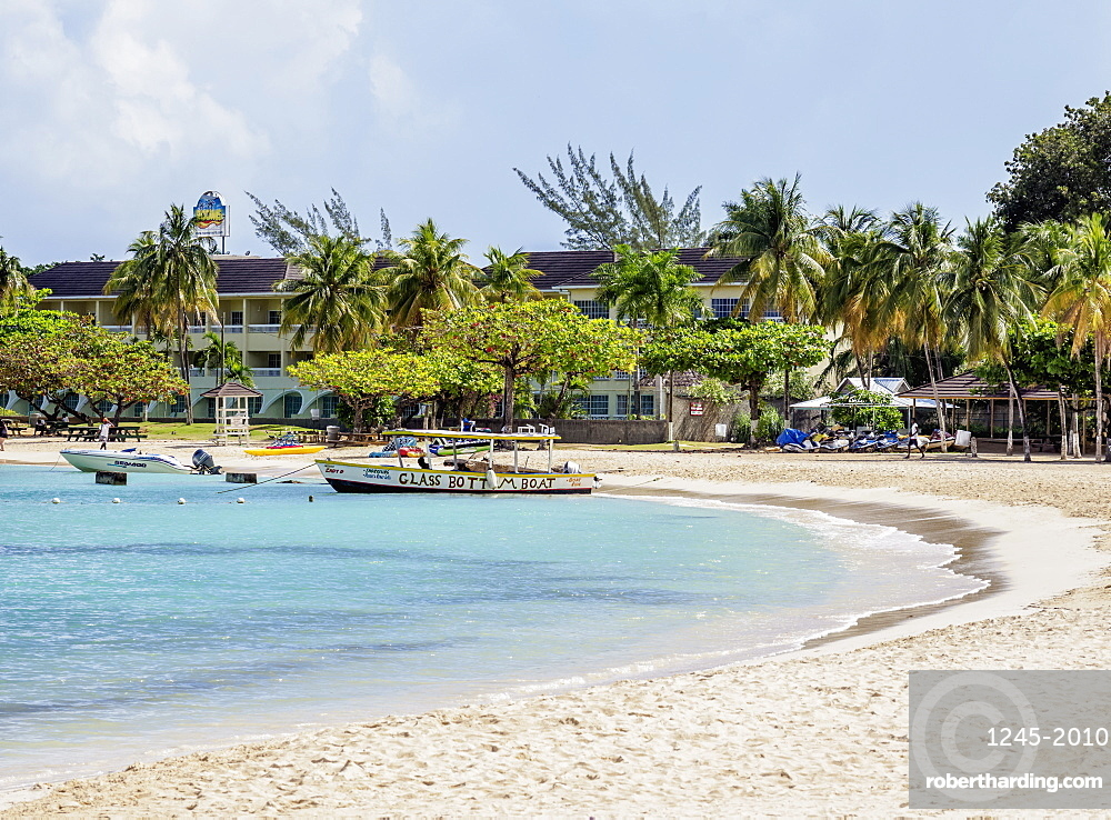 Bay Beach, Ocho Rios, Saint Ann Parish, Jamaica