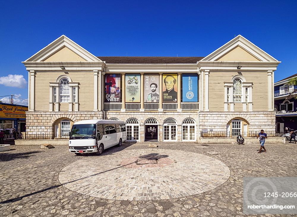 The Montego Bay Cultural Centre, Montego Bay, Saint James Parish, Jamaica