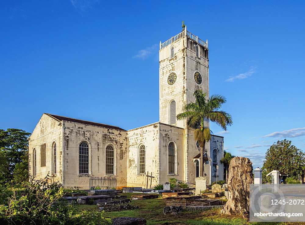 St Peter's Anglican Church, Falmouth, Trelawny Parish, Jamaica