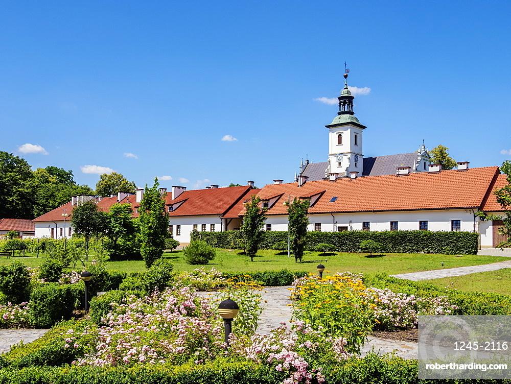 Camaldolese Monastery complex in Rytwiany, Swietokrzyskie Voivodeship, Poland, Europe