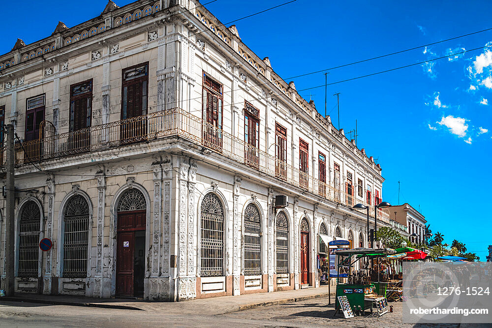 Cienfuegos, UNESCO World Heritage Site, Cuba, West Indies, Caribbean, Central America