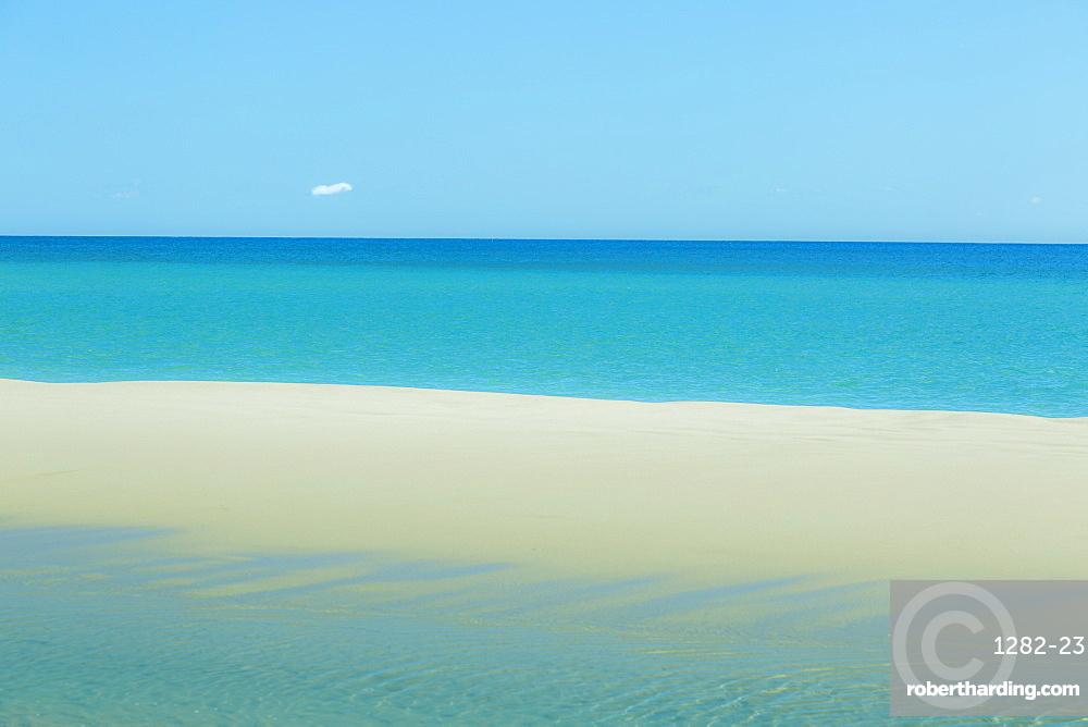 Salema beach, the Algarve, Portugal, Europe