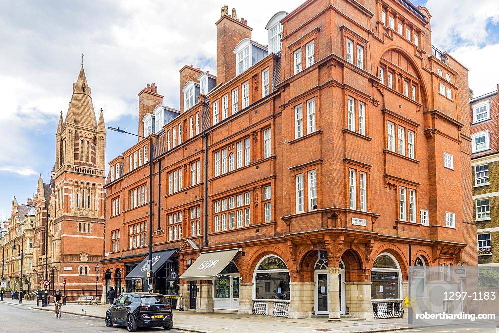 Duke Street, Mayfair, London, England, United Kingdom, Europe