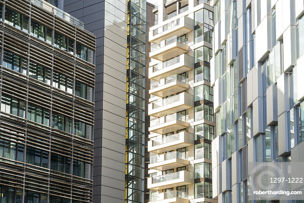 Architecture, Paddington Central, London, England, United Kingdom, Europe