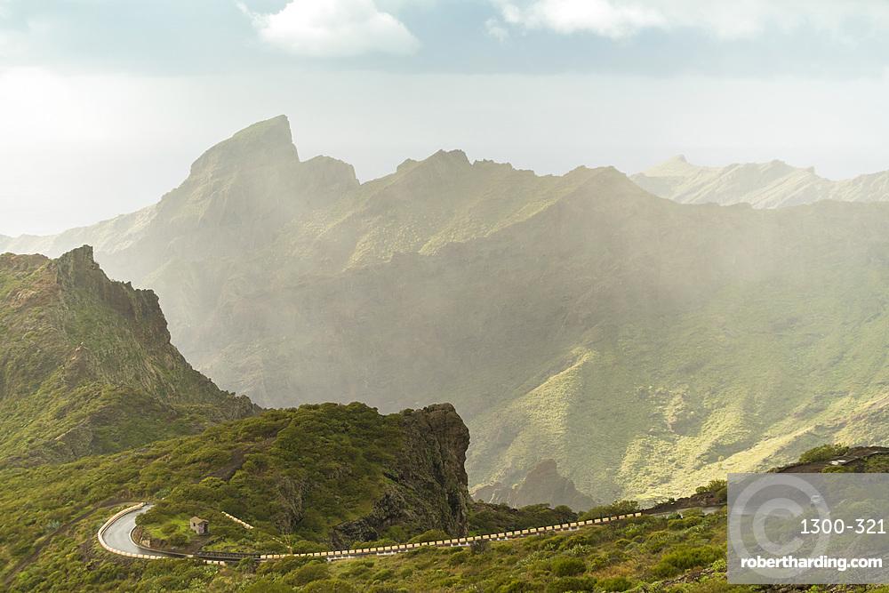 Masca, a part of the El Teide National Park, UNESCO World Heritage Site, Tenerife, Canary Islands, Atlantic, Spain