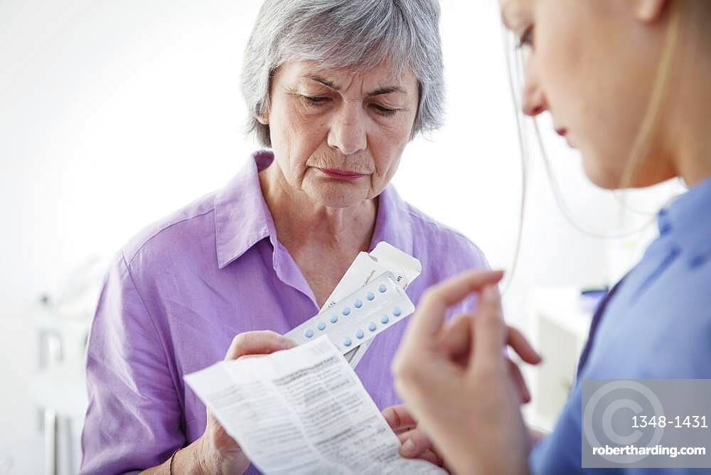 Medical assist. for the elderly