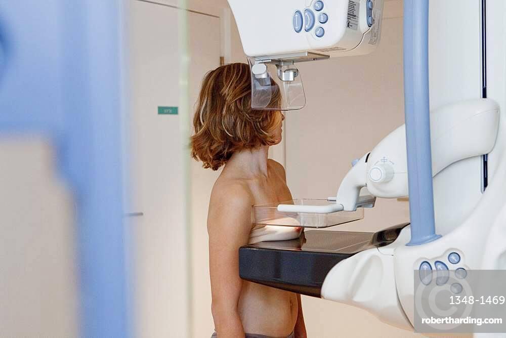 Mammography.