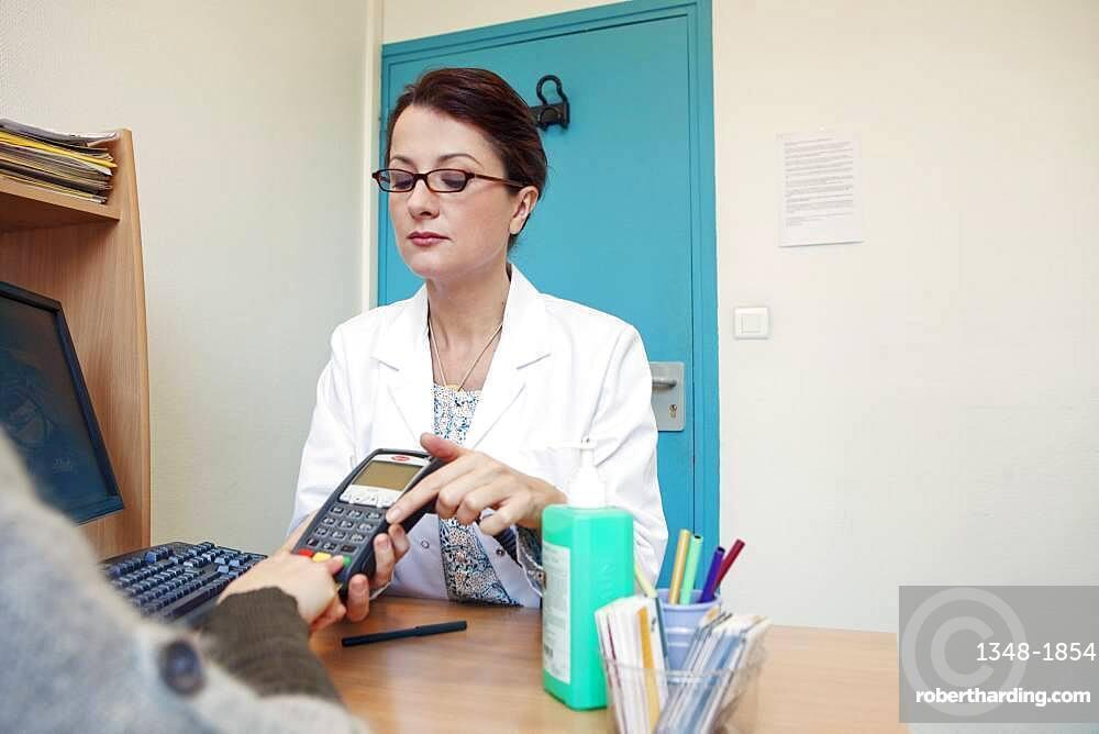 Doctor's fee