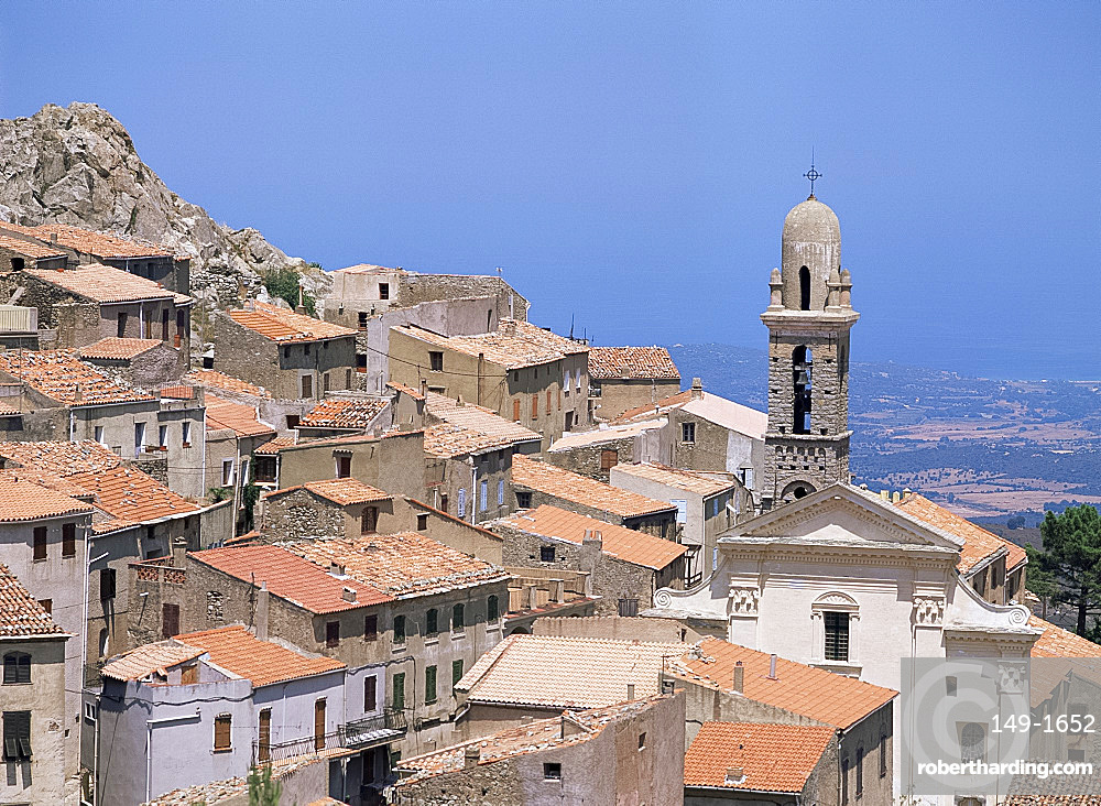 Speluncato, Corsica, France, Europe