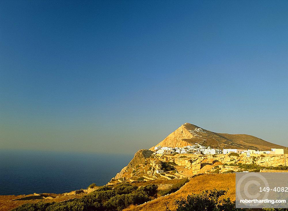 Folegandros, Cyclades Islands, Greece, Europe