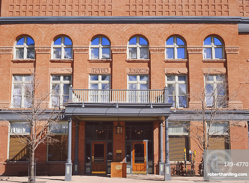 The Jerome Hotel, Aspen, Colorado, USA