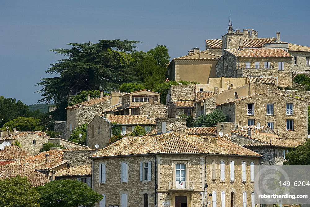 The village of Murs, Vaucluse, Provence, France, Europe