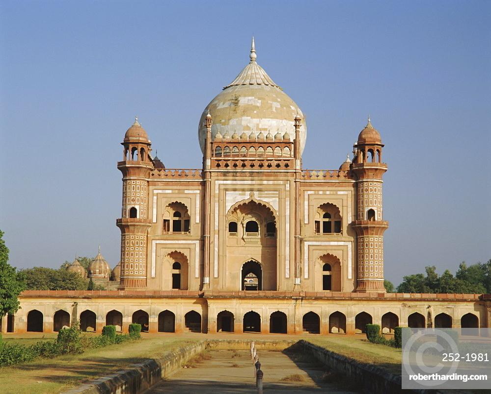 Safdarjang Tomb, Delhi, India