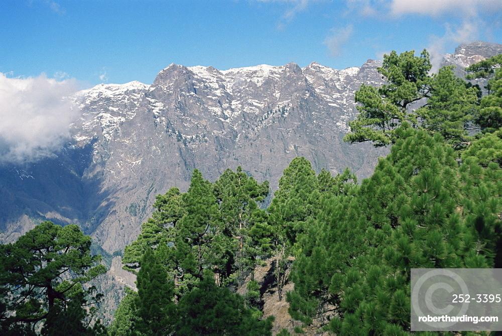 Caldera de Taburiente National Park, La Palma, Canary Islands, Spain, Europe