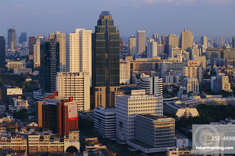 Central Bangkok, Thailand, Asia