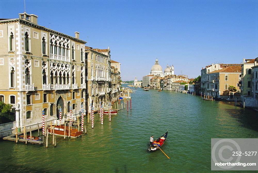 The Grand Canal, Venice, Veneto, Italy